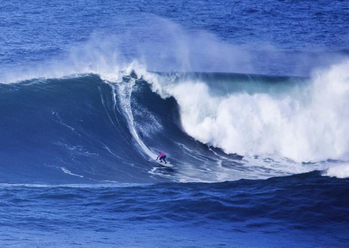 Wade Lawson: Big Wave Sup Surfer, Helicopter Pilot, Epic ...